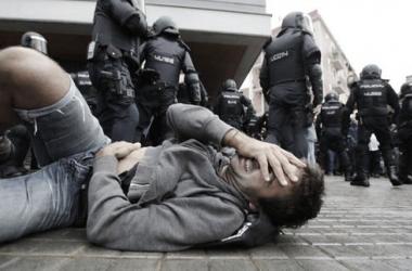 Las manifestaciones y reivindicaciones no dan tregua a la ciudad condal. Fuente: Pinterest.