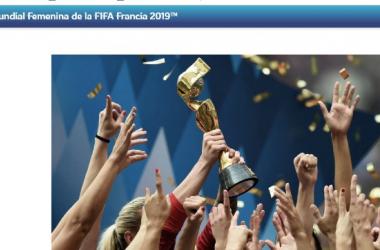 Trofeo mundialista | Fuente:FIFA