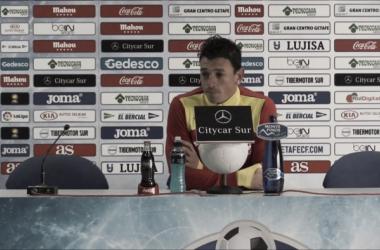 """Nicolás Gorosito: """"Cada partido es como una final"""""""