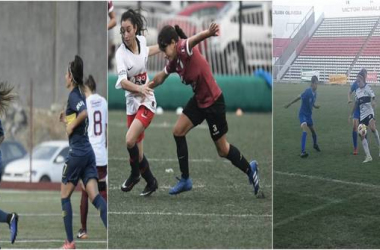 Boca - Lanús, San Lorenzo - UBA y Deportivo Morón - Platense | Fuente: Santiago Abdala, Pasión por el Ciclón y Club Deportivo Morón