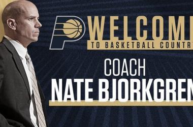 Nate Bjorkgren se convierte en el nuevo entrenador de Indiana Pacers