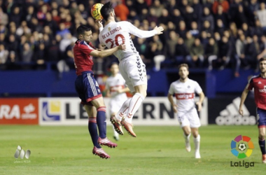 Osasuna - Gimnàstic de Tarragona: segundas oportunidades