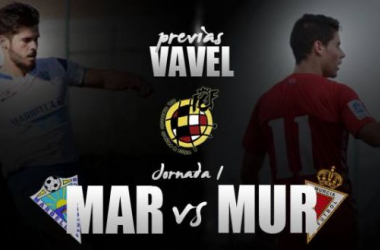 Marbella FC - Real Murcia: se hace camino al andar