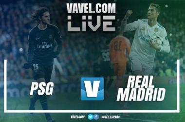 Resumen PSG 1-2 Real Madrid en Champions League 2017/2018
