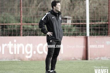 """Rubi: """"Es fundamental competir hasta el final"""" // Diego Blanco - VAVEL"""