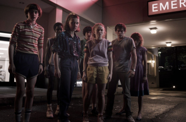 Imagen promocional de Stranger Things 3. Fuente: Cuenta Oficial de Twitter (@Stranger_Things)