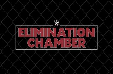 Logo oficial de Elimination Chamber   Fuente: WWE.com
