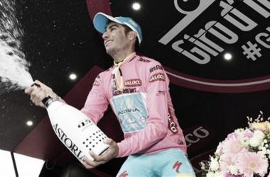 Favoritos Giro de Italia 2018: Fabio Aru / Fuente:larepublica.ec