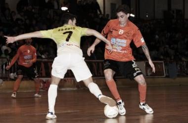 Reparto de puntos entre Burela Pescados Rubén y Palma Futsal