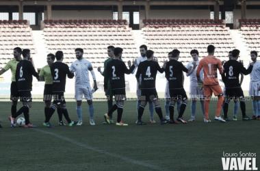 Fotos e imágenes del SD Compostela 0-2 Dépor B, primera victoria fabrilista del año