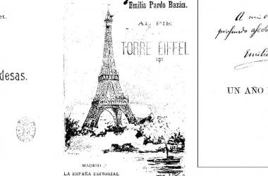 Tres de las portadas de los libros de esta colección. (Foto: zoomnews.es).