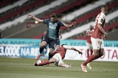 Faixa carimbada: Braga vence Porto de virada e se garante nos grupos da Europa League