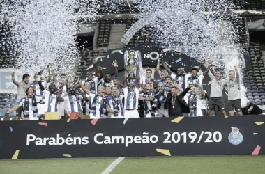 No jogo da taça, brasileiros comandam goleada do campeão Porto sobre o Moreirense