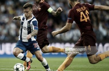 FC Porto x Roma: Que venha a segunda-mão