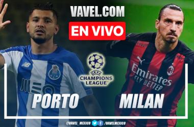 Gol y resumen Porto 1-0 Milan en Champions League