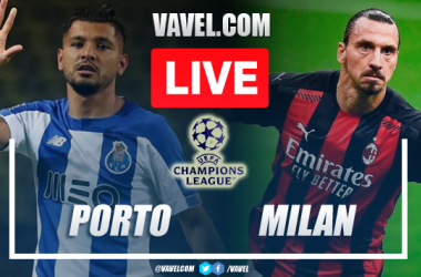 Goal and Highlights Porto 1-0 Milan in Champions League