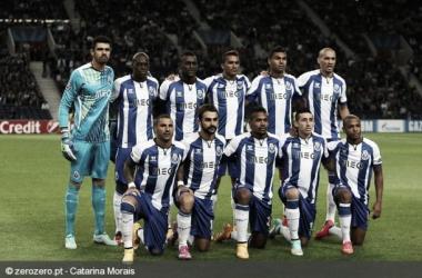 Armada Espanhola do FC Porto em alta na Europa