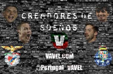 Los creadores de sueños en Oporto y Benfica