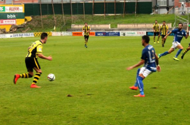 El Socuéllamos pone el gol en Portugalete