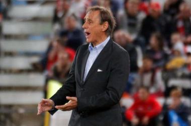 """Portugal: """"Hemos estado entrenando con dos delanteros toda la semana"""""""
