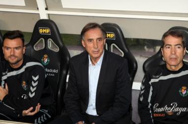 """Miguel Ángel Portugal: """"Los jugadores están creciendo cada partido"""""""