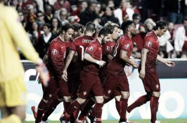 Grupo I: Vitória portuguesa vale o primeiro lugar (Fonte: Lusa)