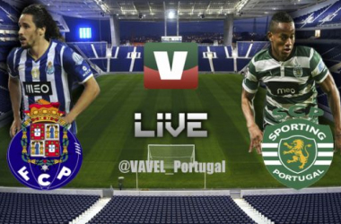 Porto x Sporting, directo