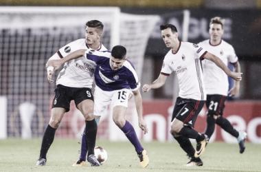Previa Milan - Austria Wien: la enésima prueba para Montella