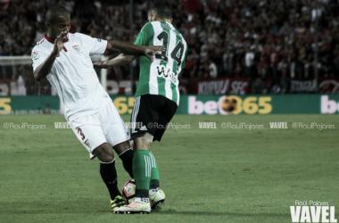 Com gol solitário de Mercado, Sevilla vence clássico contra Bétis e dorme vice-líder do Espanhol