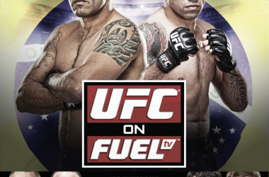 Póster de UFC on Fuel Tv 10 (Foto: ufc.com)