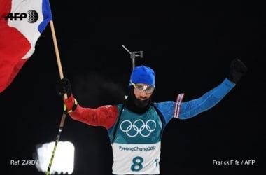Martin Fourcade entre dans l'histoire du sport français