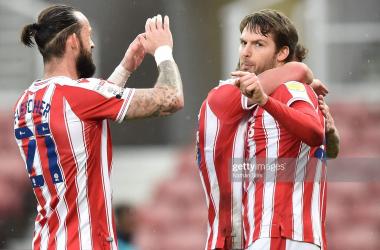 Stoke City 3-0 Luton Town: Powell brace causes nightmare return for Jones
