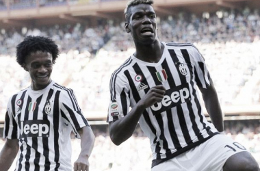 Genoa 0-2 Juventus: Juve pick up their first win in the league