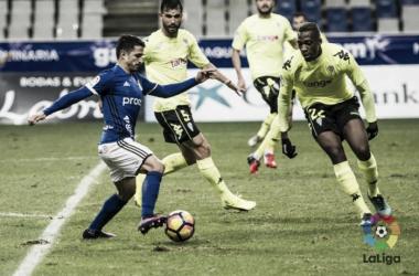 Próximo rival del Real Oviedo: Córdoba CF, con el descenso acechando. (Fotos: www.laliga.es)