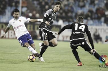 Próximo rival del Real Oviedo: Real Zaragoza, otro año gris. (Fotos: www.laliga.es)