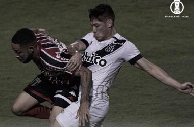 Com gol contra de Gilson nos acréscimos, Ponte Preta derrota Botafogo-SP pela Série B