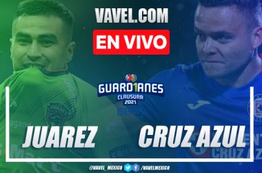 Goles y Resumen del FC Juárez 0-1 Cruz Azul, Jornada 13 Liga MX 2021