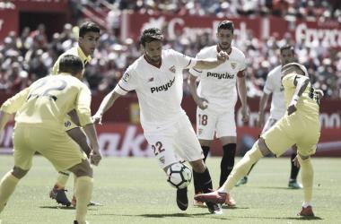 El Sevilla busca su segundo triunfo de la temporada. Foto: Sevilla FC.