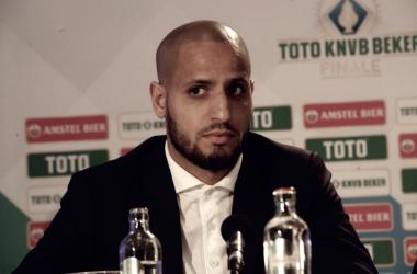 """ElAhmadi:""""La voluntad de ganarla copa es muy grande"""" / FOTO: Feyenoord"""