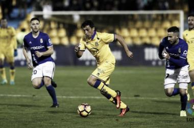 Real Oviedo - AD Alcorcón: vencer es una obligación. (Fotos: www.laliga.es)