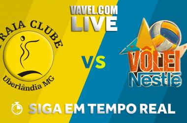 Resultado Osasco x Praia Clube nos playoffs da Superliga Feminina (3-1)