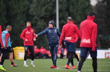 """Genoa, Prandelli: """"Spero di aiutare questa squadra a trovare la strada giusta"""""""