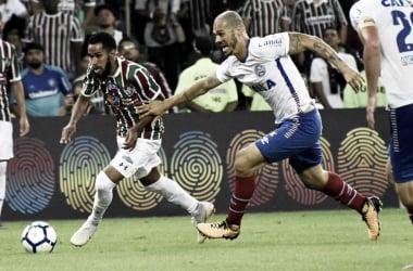 Bahia e Fluminense duelam buscando afastar de vez qualquer risco de rebaixamento
