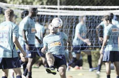 De volta ao sul de Minas, Cruzeiro enfrenta a Caldense pelo Campeonato Mineiro