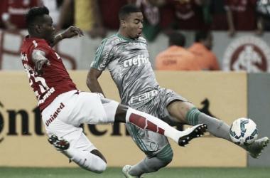 Palmeiras e Inter fazem duelo importantíssimo nesse domingo. Foto: Divulgação/Palmeiras