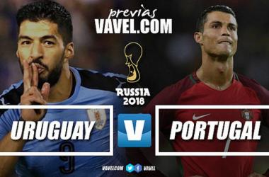 Russia 2018 - Ronaldo e Suarez pronti a sfidarsi