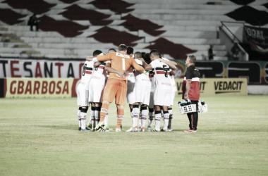 Foto: Rodrigo Baltar/Santa Cruz Futebol Clube