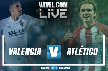 Valencia y Atlético se medirán en Mestalla. | Fotomontaje: VAVEL