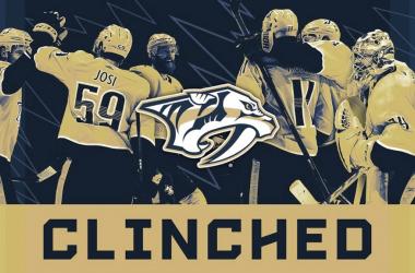 Nashville clasifica a los playoffs tras victoria ante los Hurricanes | Foto: NHL.com