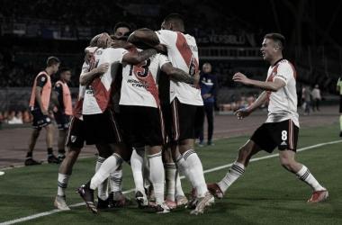 Resumen y goles: River Plate 3-0 Argentinos Juniors en la fecha 18 por Liga Argentina 2021